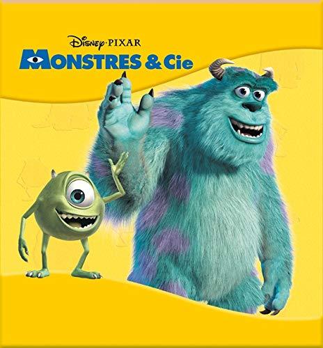 9782014641431: monstres & cie, disney classique