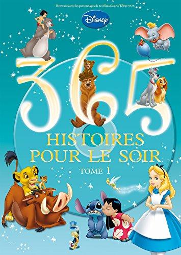 9782014641943: 365 histoires pour le soir Tome 1 + CD