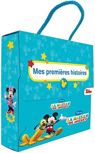 9782014643343: La maison de Mickey, mes premières histoires : Une journée formidable ; Les citrouilles de Donald ; Vole, ballon, vole ; L'arc-en-ciel de Minnie