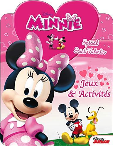 9782014643664: Jeux & Activités Minnie : Spécial Saint-Valentin