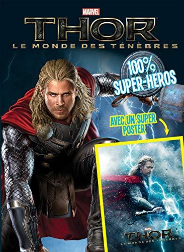 9782014644081: Thor, le monde des ténèbres 100% super-héros