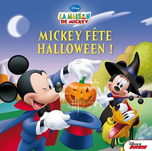 9782014645323: Mickey f�te Halloween !