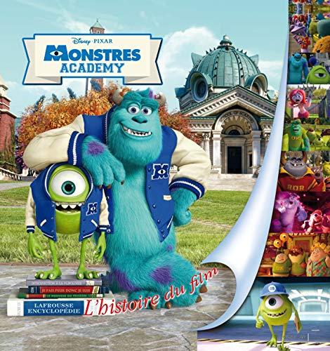 9782014645330: Monstres Academy : L'histoire du film