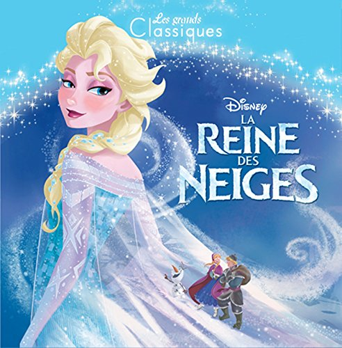 9782014645361: La Reine des Neiges, Disney classique