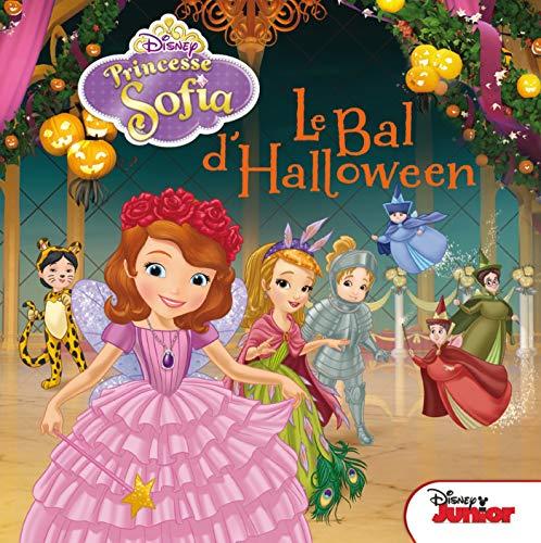 9782014645453: Princesse Sophia : Le bal d'Halloween