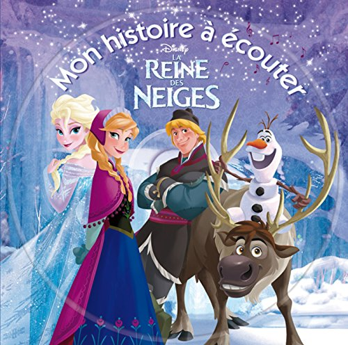 La Reine des neiges (1CD audio): Disney