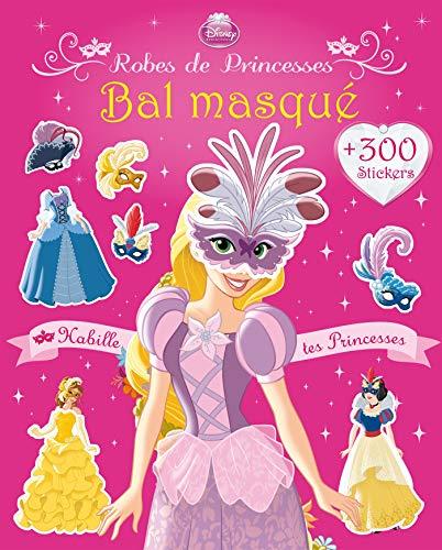 9782014646023: Robes de princesses, bal masqué