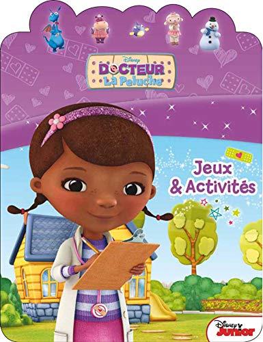9782014647761: Jeux & Activit�s Docteur La Peluche