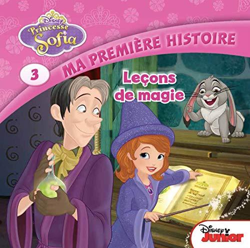 9782014648638: Le�ons de magie : Princesse Sofia