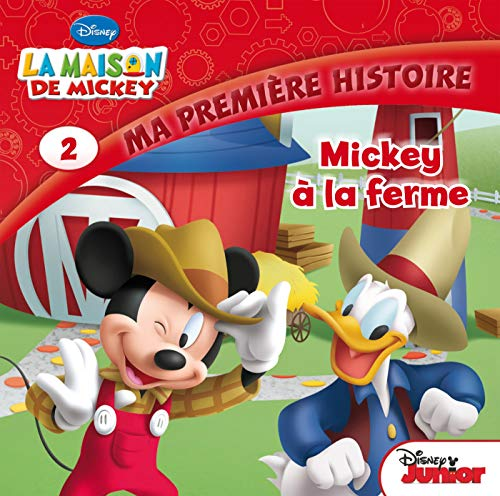 9782014648737: Mickey à la ferme