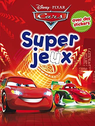 9782014649529: Super jeux Cars