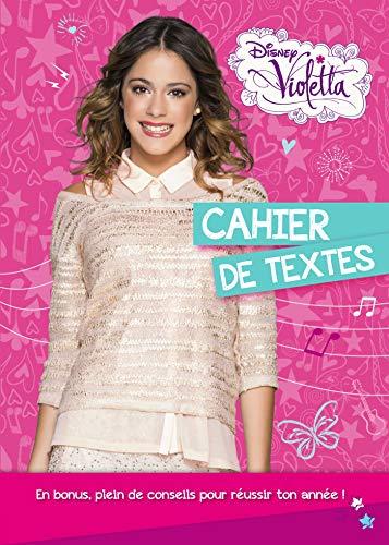 9782014651867: Violetta cahier de texte