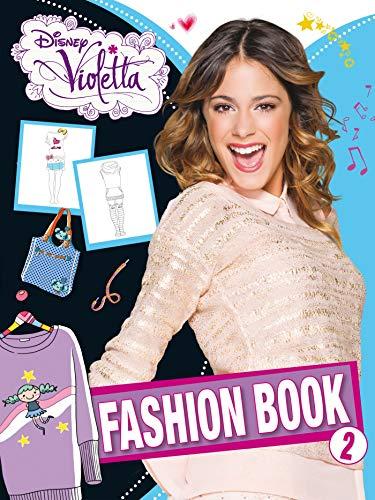 9782014651904: Violetta fashion book 2