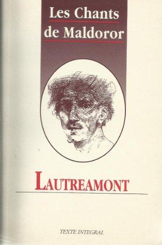 Les chants de maldoror: Lautreamont