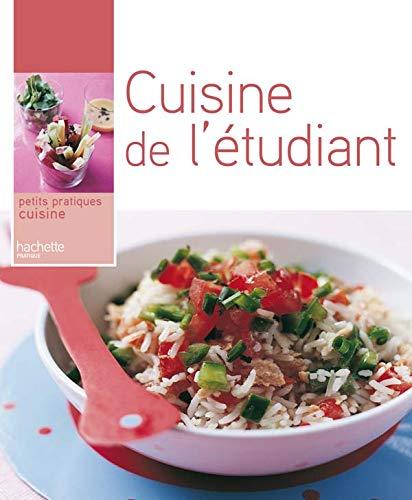 9782016209387: Cuisine de l'étudiant