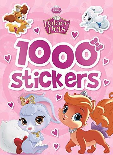 9782016209776: Palace Pets : 1 000 stickers