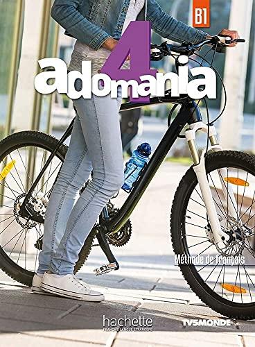 9782016252710: Adomania 4 : Livre de l'élève