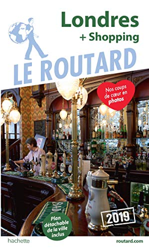 Le Routard Londres Shopping 2019