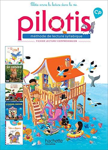 9782016271810: Lecture CP - Collection Pilotis - Fichier de lecture-compréhension - Edition 2019