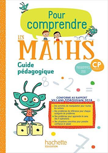 9782016272312: Pour comprendre les maths CP - Guide pédagogique - Ed. 2019