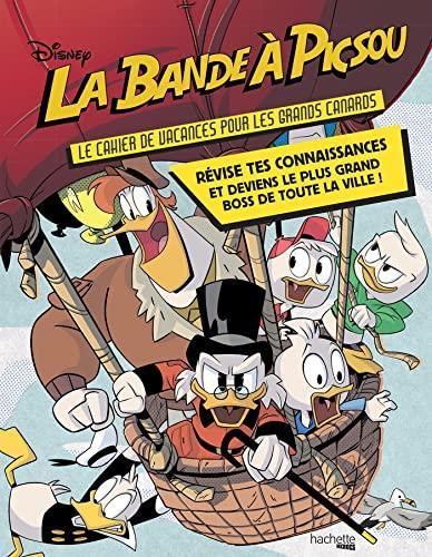 9782016275801: Cahier de vacances La bande à Picsou 2018