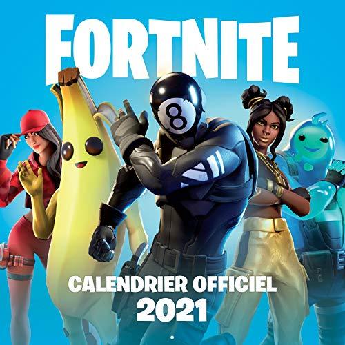 9782016291399: Fortnite-Calendrier 2021