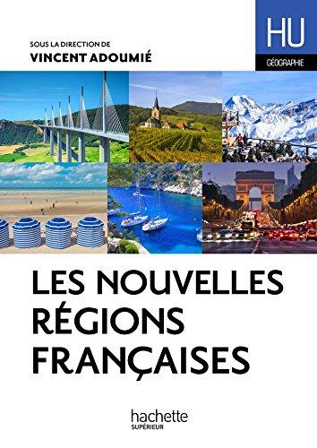 9782017009825: Les nouvelles régions françaises
