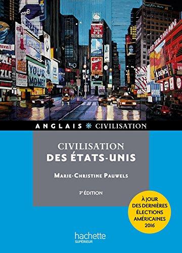 9782017009856: Civilisation des États-Unis