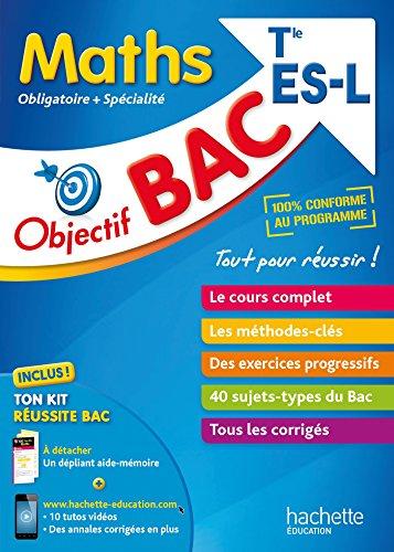 Objectif Bac - Maths Term ES/L: Haure, Jean Pierre,