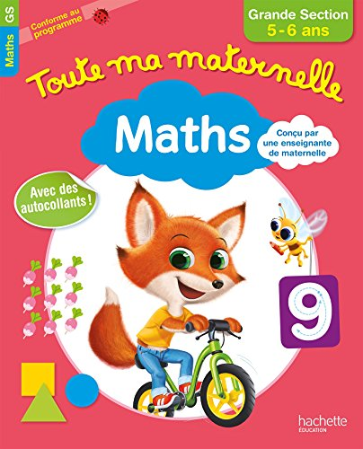 9782017011934: Toute Ma Maternelle - Maths Grande Section