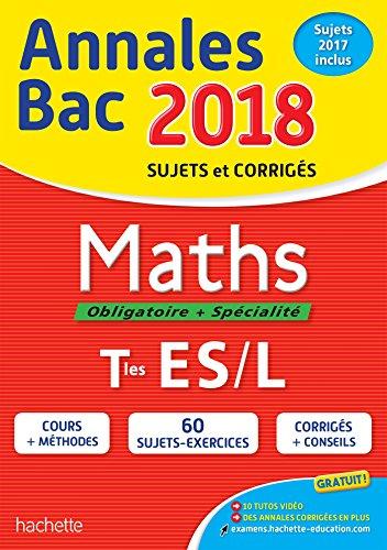 Annales Bac - Maths Term ES: Jean Pierre Haure;