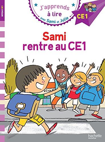9782017013495: Sami et Julie CE1 Sami rentre au CE1