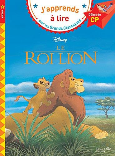 9782017015413: Disney - Le Roi Lion CP Niveau 1