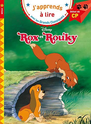 9782017015475: Rox et Rouky CP Niveau 1