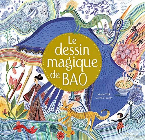 9782017025160: Le dessin magique de Bao