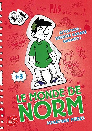 9782017027973: Le Monde de Norm - Tome 3