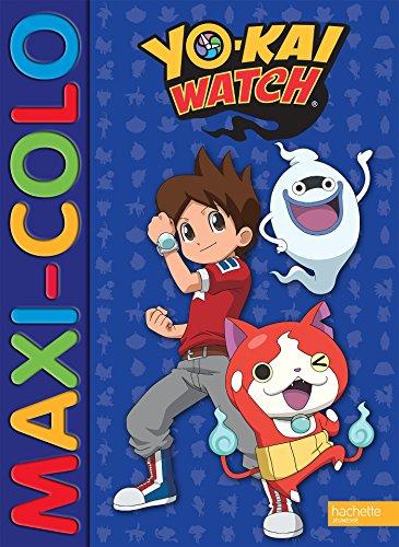 9782017029670: Yo-Kaï Watch - Maxi colo