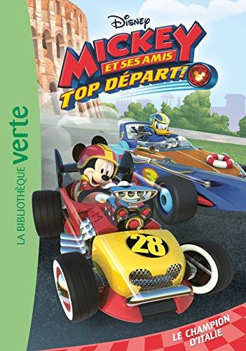 Mickey et ses amis, top départ !: Walt Disney