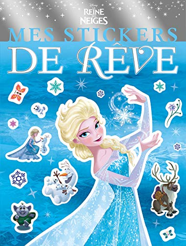 9782017046578: LA REINE DES NEIGES - Mes Stickers de Rêve - Disney