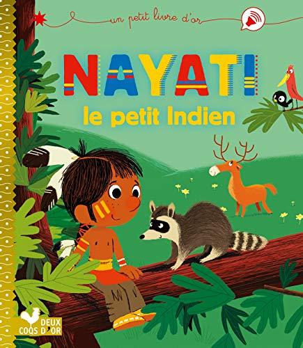 9782017060635: Nayati, le petit indien