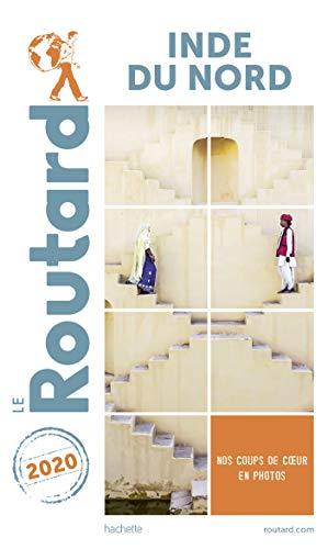 9782017068372: Guide du Routard Inde du Nord 2020