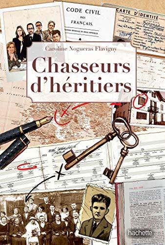 9782017068990: Chasseurs d'héritiers