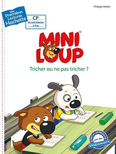 9782017074724: Premières lectures CP2 Mini-Loup - Tricher ou ne pas tricher ?