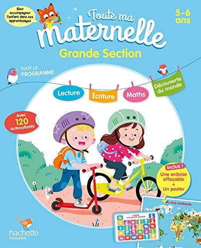 9782017076100: Toute Ma Maternelle- Tout le programme - Grande section