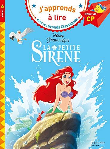 9782017080893: La Petite Sirène CP Niveau 1 (Disney)