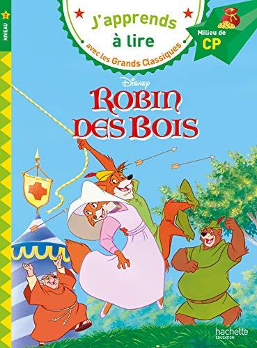 9782017080916: Robin des bois CP Niveau 2