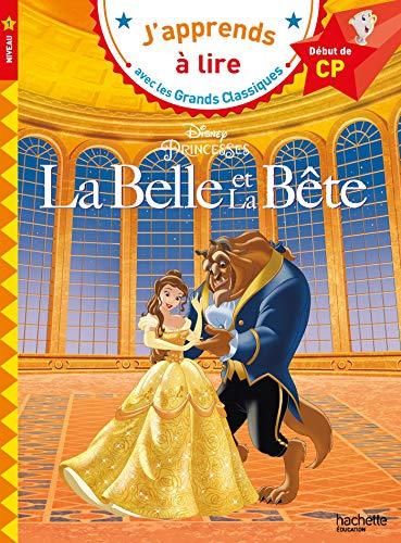 9782017080954: La Belle et la Bête CP Niveau 1