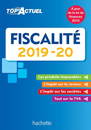 9782017081456: Top'Actuel Fiscalité 2019-2020