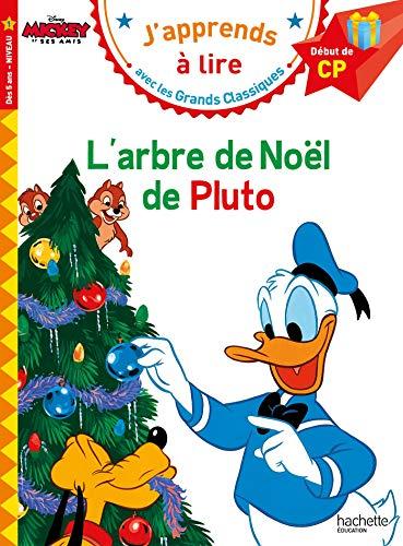 9782017083184: L'arbre de Noël de Pluto CP Niveau 1