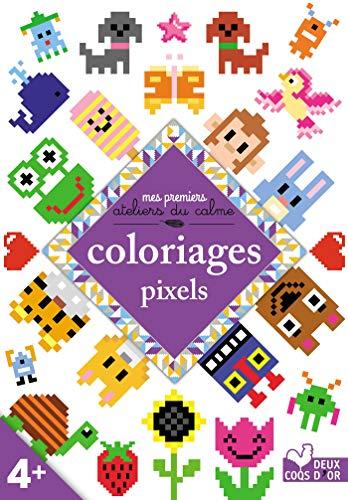 9782017083306: Colos mystères pixels et codes